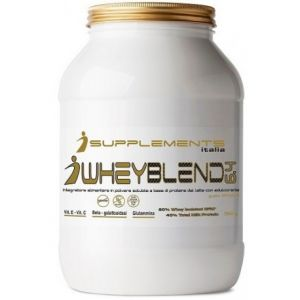 I SUPPLEMENTS WHEY BLEND 900 G VANIGLIA