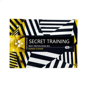SECRET TRAINING WHEY RECOVERY POWDER BANANA N 660gr