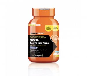 NAMED ACETIL CARNITINA 60 CP