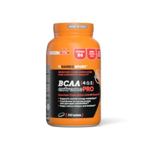 NAMED BCAA 4 :1:1  ExtremePro 210cpr