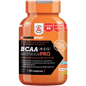 NAMED BCAA 4:1:1 ExtremePro 110cpr