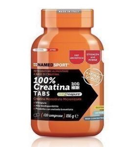 NAMED CREATINA 120 TAB