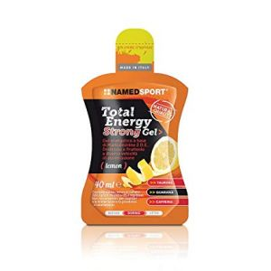 NAMED TOTAL ENERGY STRONG GEL