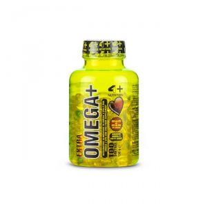 4+ OMEGA 3 EXTRA 100CPS