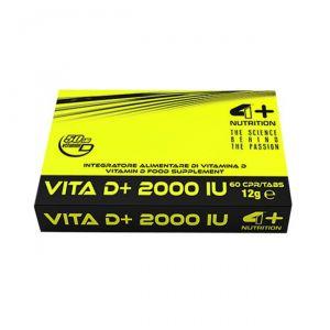 4+ VITA D+ 2000 60CPS