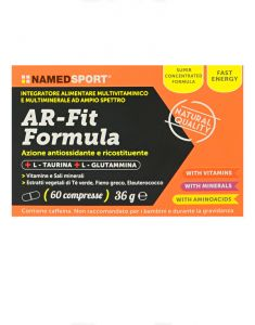 NAMED AR-FIT FORMULA