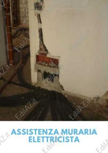 Assistenza muraria elettricista Roma