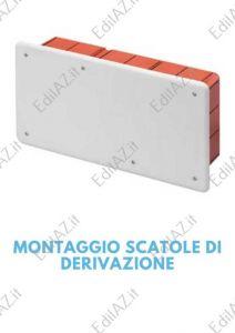 Montaggio/posa scatole elettriche grandi Roma