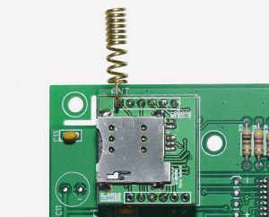 Variante Antenna a Molla Alto guadagno  per serie P