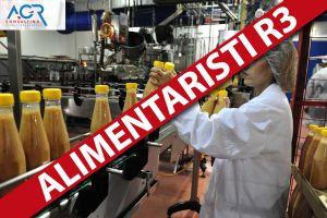 Corso Formativo Obbligatorio Per Alimentaristi RIA