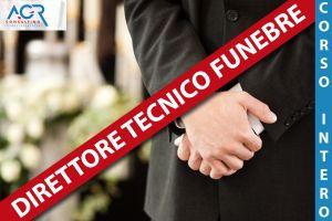 Direttore Tecnico Dell'Impresa Funebre - Corso Intero