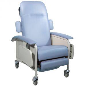 Poltrona con rotelle