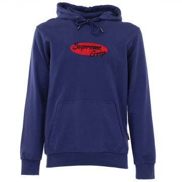 Hoody Sweatshirt With Pouch Pocket
