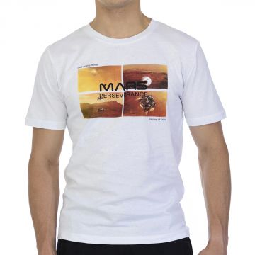 T-Shirt Discovering Mars
