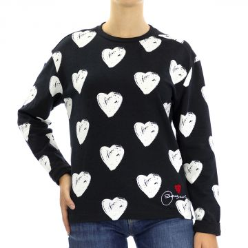 Knitted Sweat Black3