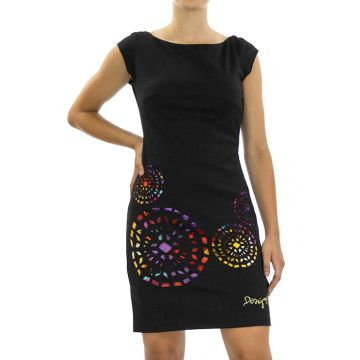Knitted Dress Olimpic