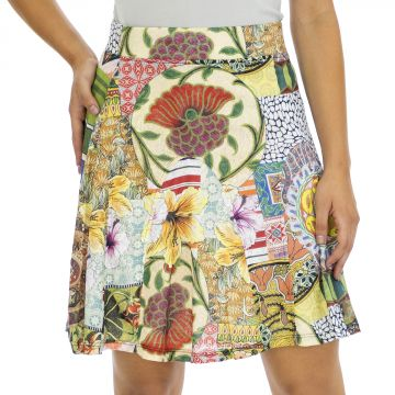 Knitted Skirt Thea