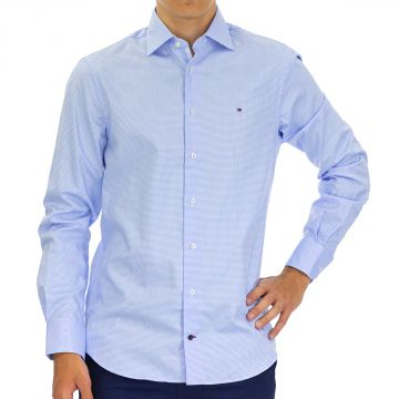 Chemise Houndstooth