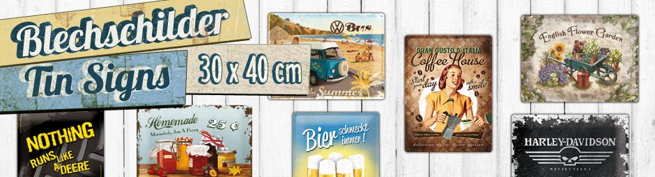 Cartelli 30 x 40 cm