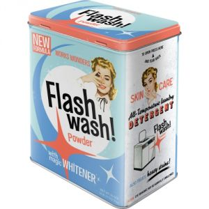 Flash Wash