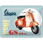 Cartello 15 x 20 cm GS 150 Since 1955