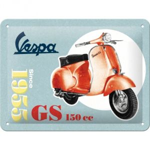 Cartello 15 x 20 cm GS 150 Since 1955
