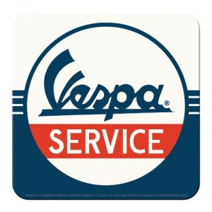 Sottobicchiere Vespa - Service