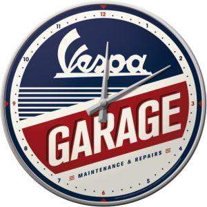Orologio da parete Vespa - Garage
