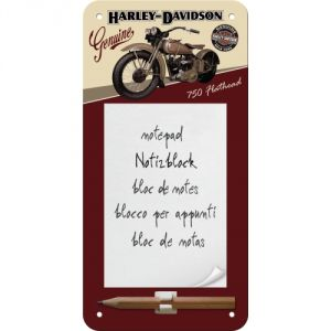 Notes magnetico Harley Davidson