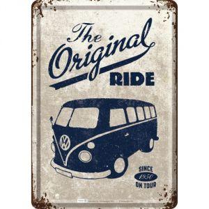 Wolkswagen Bulli The Original Ride