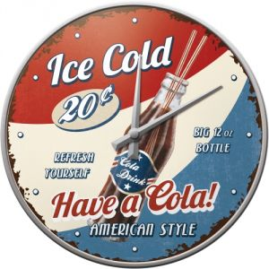 Orologio Have a Cola!