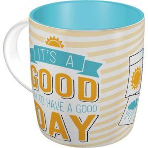 Tazza in ceramica Good Day