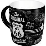 Tazza in ceramica Route 66