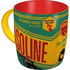 Tazza in ceramica Gasoline
