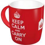 Tazza in ceramica Keep Calm