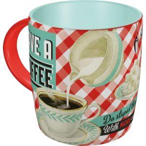 Tazza in ceramica Have a coffee