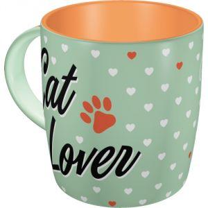 Tazza in ceramica Cat Lover
