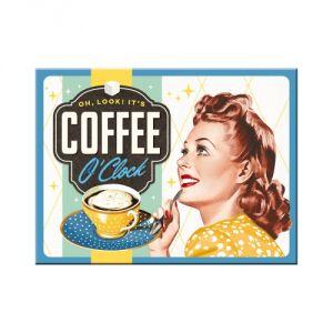 Magnete Coffee O Clock