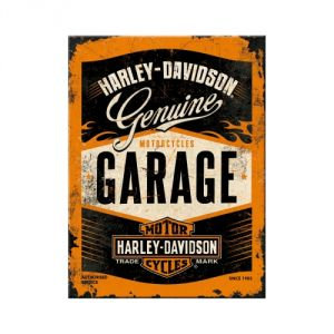 Magnete Harley Davidson Garage