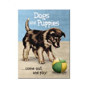 Magnete Dogs and Puppies