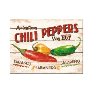 Magnete Chili Peppers