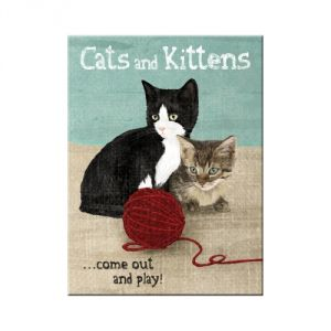 Magnete Cats and Kittens
