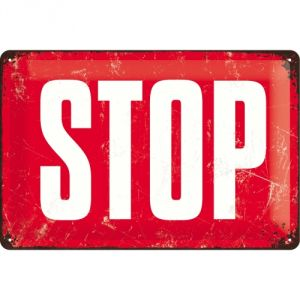 Cartello Stop
