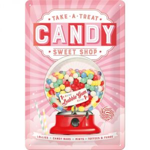 Cartello Candy