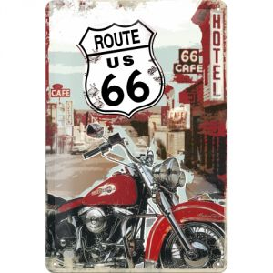 Cartello Route 66