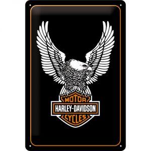 Cartello Harley Davidson