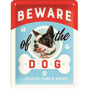 Cartello Beware of the Dog