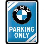 Cartello BMW Parking