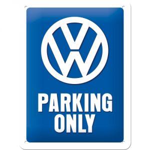 Cartello Wolkswagen Parking