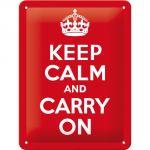 Cartello Keep Calm